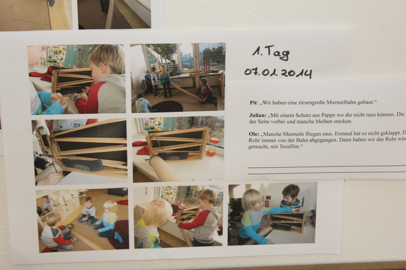 Partizipation kinder for Raumgestaltung reggio